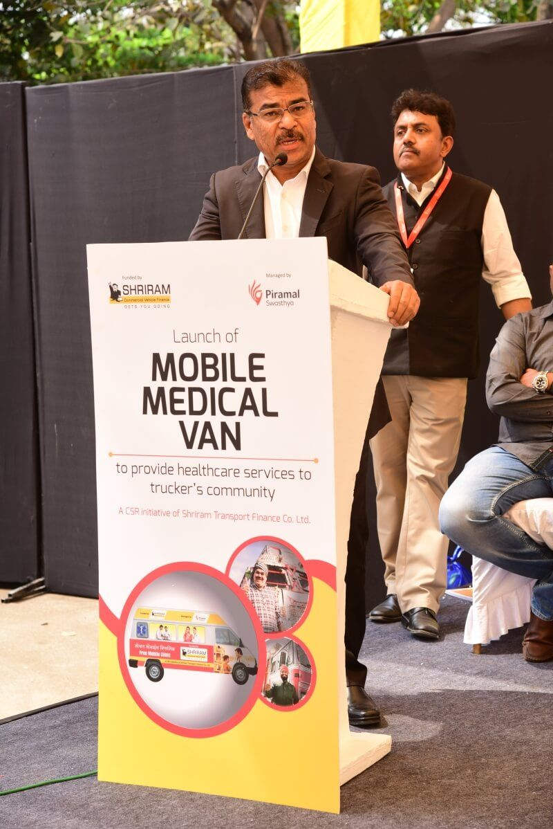 mobile medical van launch one