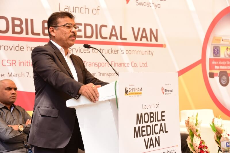 mobile medical van launch two